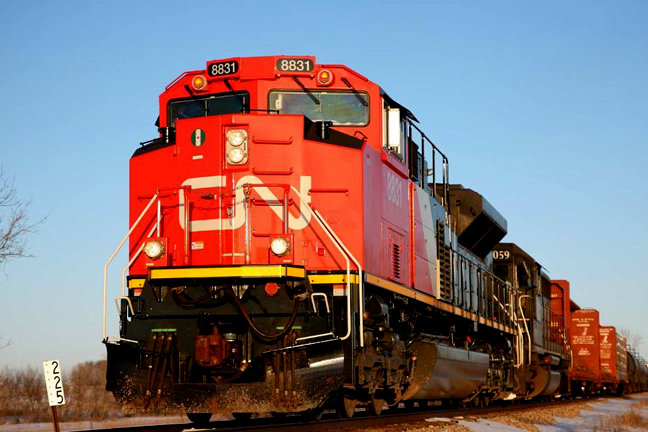 CN celebrates 100 years